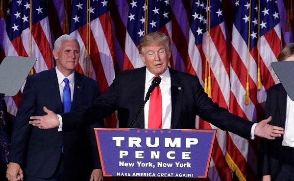 Január 20-án iktatják be Trumpot