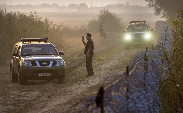 Újabb kerítés épül a magyar határon