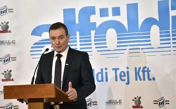 12 milliárd forintos beruházással fejleszt az Alföldi Tej Debrecenben
