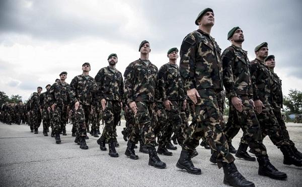 Jelenleg 150 magyar katona teljesít szolgálatot Irak területén