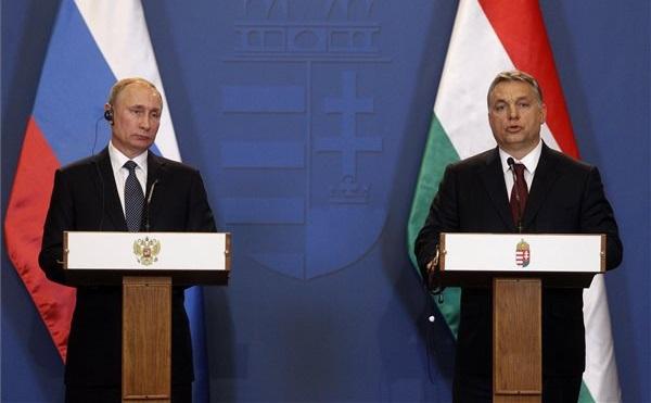 Orbán: megbecsülendő Oroszország és Magyarország együttműködése