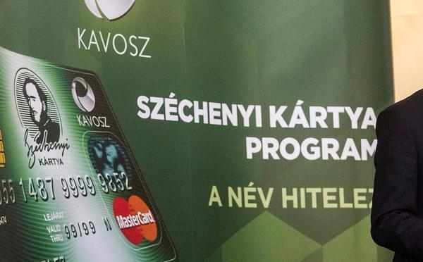Rekordévet zárt a Széchenyi Kártya Program