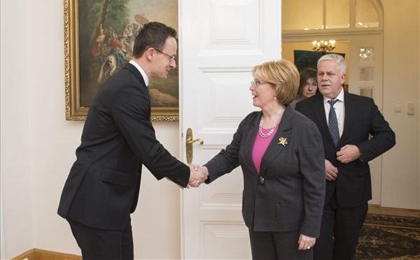 Szijjártó: a nemzetközi politikai helyzet kedvez a magyar-orosz kapcsolatok fejlesztésének