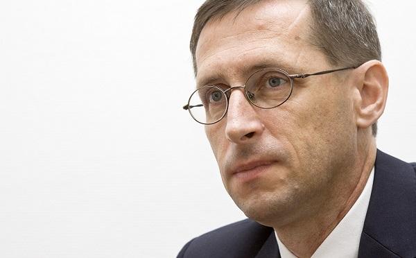 Együttműködési lehetőségekről tárgyalt Varga Mihály