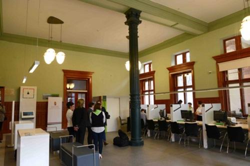Somogy megye legkülönlegesebb kormányablaka nyílt meg a kaposvári vasútállomáson