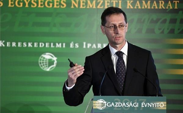 Az MKIK gazdasági évnyitóján beszédet mondott Parragh László, Varga Mihály és Matolcsy György is
