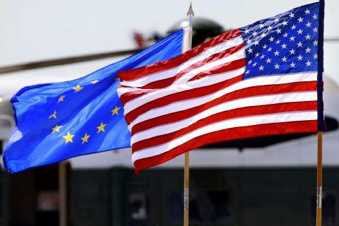 Angela Merkel német kancellár meggyőzte Donald Trum amerikai elnököt arról, hogy Egyesült Államok és az EU közötti kereskedelmi megállapodás kiemelten fontos