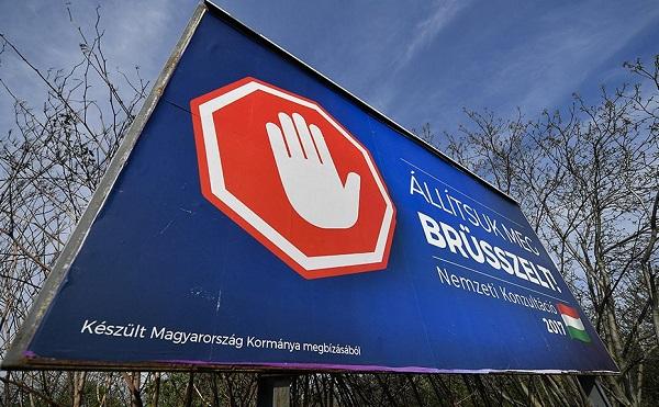 Fidesz: Brüsszel nem akarja a magyar emberek véleményét hallani, ezért szükség van a nemzeti konzultációra