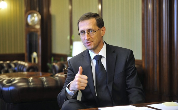 Varga: teljesültek a 2016-os pénzügypolitikai célok