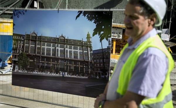 12,5 milliárdos ötcsillagos hotel nyílik jövőre Budapesten