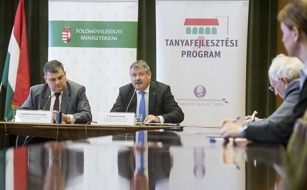 Tanyafejlesztési Program: 1,225 milliárd forint idén