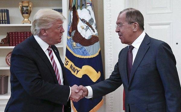 Trump és Lavrov tárgyalt: a két országnak együtt kell működnie