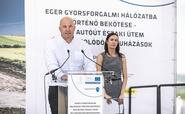 Magyarország 2022-ig felzárkózik a gyorsforgalmi úthálózat terén