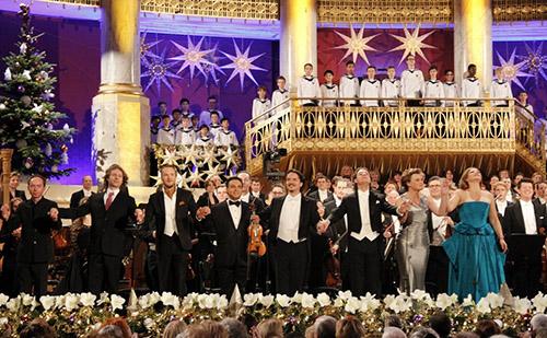 Karácsonyi koncert Wiener Konzerthaus