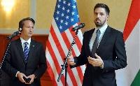 Magyar Levent a Magyar-Amerikai Üzleti Tanáccsal tárgyalt