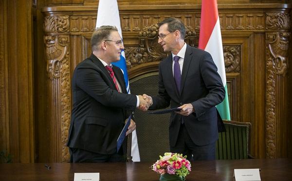 A GE Hungary csoport is csatlakozott a Nemzeti Beszállítói Programhoz