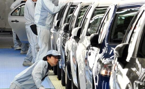 A járműgyártás visszaesett, ugyanakkor kiemelkedő teljesítményt nyújtott a gépipar, az elektronikai ipar és a gumiipar