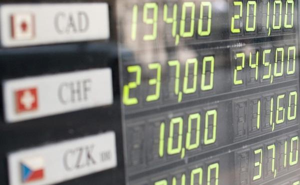 A devizahitelesek terhei ezer milliárd forinttal csökkentek a forintosítás által