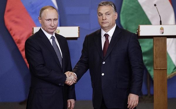 Putyin ismét Budapestre látogat