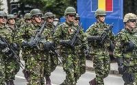 A következő tíz évben fejleszti a hadseregét Románia