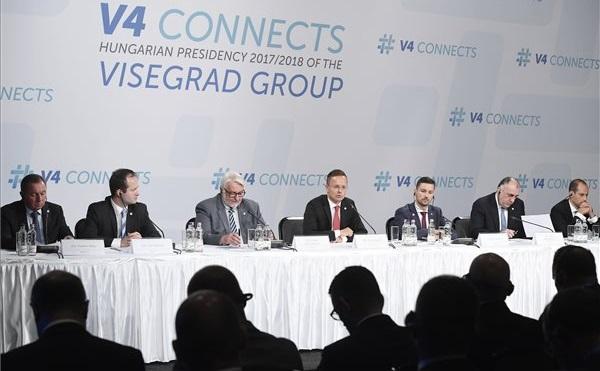 A Keleti Partnerség stratégiai szövetség a V4 számára