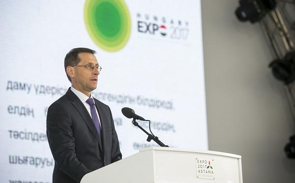 Asztanai Expo: a magyar innováció is bemutatkozik