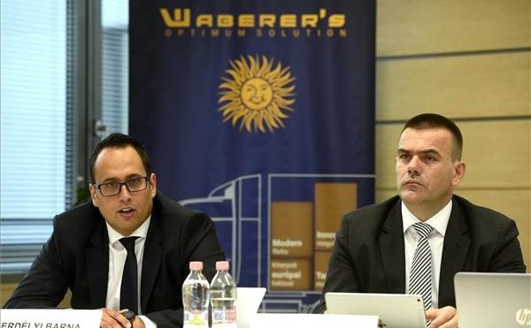 Waberer's: a magyar gazdaságnak is köszönhető a teljesítmény