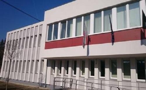 Korszerűsítették a Zalaszentgróti Járási Hivatal épületét