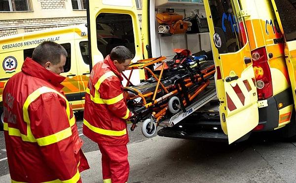 Folyamatosan javul a mentőszolgálat