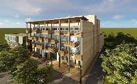 Ökocentrum és szálloda épül a Modern Városok program keretében
