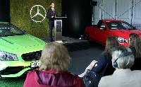 A Mercedes-Benz képzési központot épít Kecskeméten