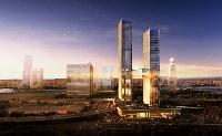 A világ legnagyobb épületek közötti hídja épül Dubaiban