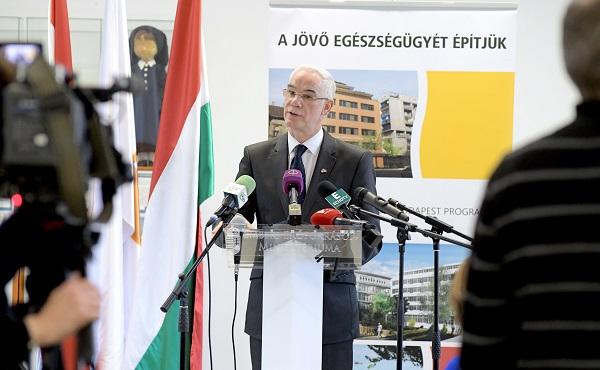További források az Egészséges Budapest Program keretében
