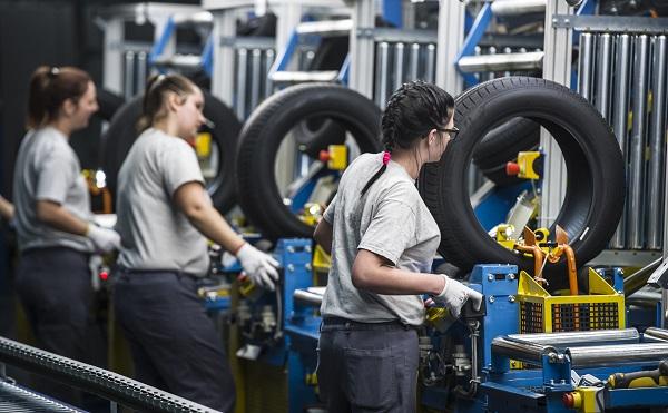 Japán beruházást adtak át Tatabányán