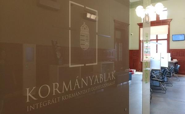 PostaPont a Kaposvári Járási Hivatalban