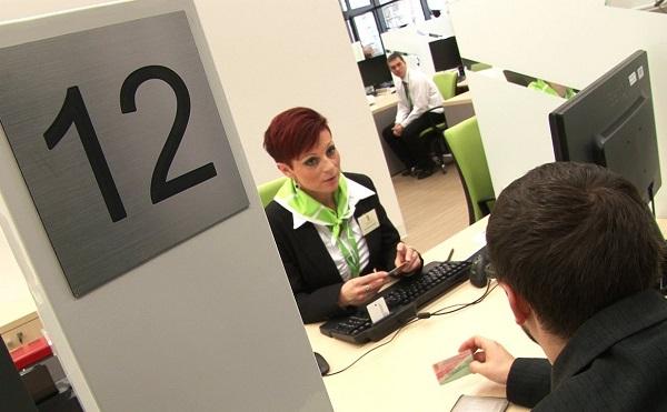 A Kaposvári Járási Hivatal Baross Gábor utca 2. szám alatti Kormányablakában PostaPont nyílt