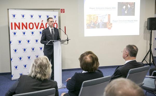 Kutatási-, Fejlesztési- és Innovációs Központot adtak át
