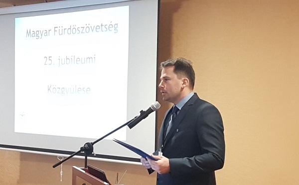 Jubileumi közgyűlést tartott a Fürdőszövetség