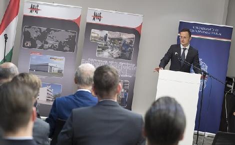 75 új munkahelyet hoz létre az Ames Hungaria Kft.
