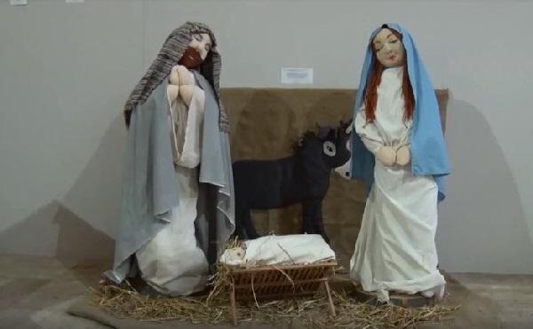 Betlehemi Jászol kiállítás 24. alkalommal