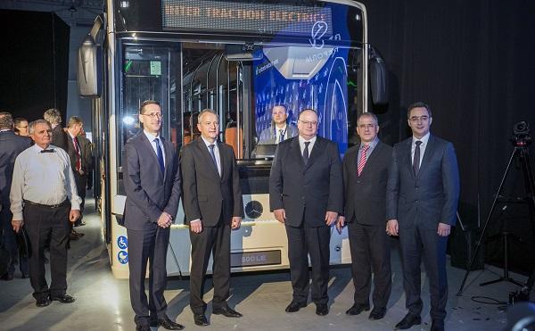 Debrecen a hazai buszgyártás egyik központjává válik, ahol világszínvonalú autóbuszokat gyártanak