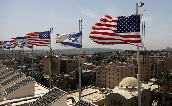 Két évig még nem költözik el Tel Avivból az amerikai nagykövetség