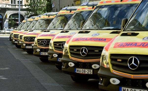 A mentőszolgálat sem marad ki a béremelésből