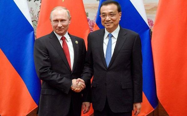 Oroszország és Kína vezetése között stabil és tartós kapcsolat alakult ki