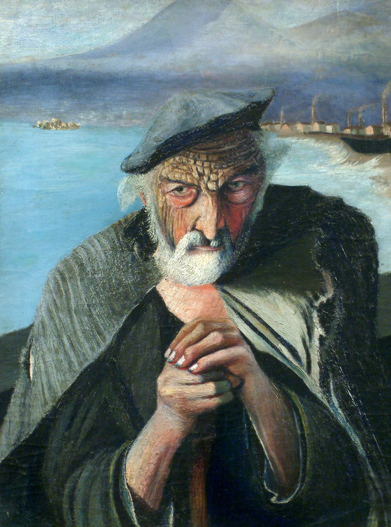 Olasz halász