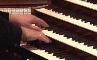 Virágh András orgonaművész ünneppé teszi a napokat a bazilikában