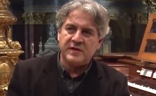 Virágh András orgonaművész 30 éve varázsol a bazilikában