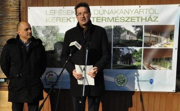 Fejlesztések a Lépésekre a Dunakanyartól projekt keretében