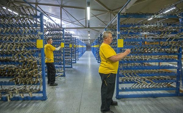 Hatmilliárd forintból fejlesztette telephelyét a ContiTech Magyarország Kft. Nyíregyházán