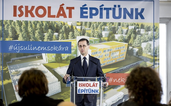 3,6 milliárdból épül új iskola